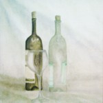 2008, Still Life Oil Painting